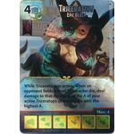 Triceratops - Epic Beast (Foil) - Tomb of Annihilation - Dungeons & Dragons Dice Masters - Big Orbit Cards