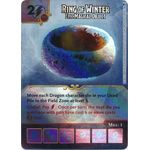 Ring of Winter - Epic Magical Object (Foil) - Tomb of Annihilation - Dungeons & Dragons Dice Masters - Big Orbit Cards