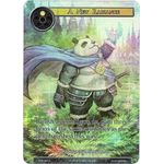 A New Radiance (Full Art) - Advent of the Demon King - Force of Will - Big Orbit Cards
