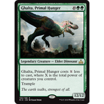Ghalta, Primal Hunger - Rivals of Ixalan - Magic the Gathering - Big Orbit Cards
