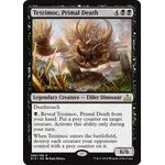 Tetzimoc, Primal Death - Rivals of Ixalan - Magic the Gathering - Big Orbit Cards