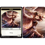 Angel Token (Double-faced) - Unstable - Magic the Gathering - Big Orbit Cards