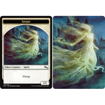 Spirit Token (Double-faced) - Unstable - Magic the Gathering - Big Orbit Cards