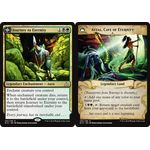 Journey to Eternity // Atzal, Cave of Eternity - Rivals of Ixalan - Magic the Gathering - Big Orbit Cards