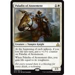 Paladin of Atonement - Rivals of Ixalan - Magic the Gathering - Big Orbit Cards