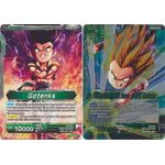 Gotenks / Prodigious Strike Super Saiyan Gotenks - DBS Promo Cards - Dragon Ball Super Card Game - Big Orbit Cards