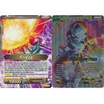 Frieza / Bionic Strike Mecha Frieza - DBS Promo Cards - Dragon Ball Super Card Game - Big Orbit Cards