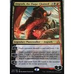 Angrath, the Flame-Chained (Prerelease) - Rivals of Ixalan - Magic the Gathering - Big Orbit Cards