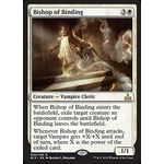 Bishop of Binding (Prerelease) - Rivals of Ixalan - Magic the Gathering - Big Orbit Cards