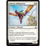 Majestic Heliopterus - Rivals of Ixalan - Magic the Gathering - Big Orbit Cards
