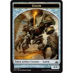 Golem Token - Rivals of Ixalan - Magic the Gathering - Big Orbit Cards