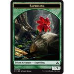 Saproling Token - Rivals of Ixalan - Magic the Gathering - Big Orbit Cards