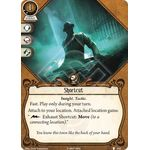 Shortcut - The Pallid Mask - Arkham Horror The Card Game - Big Orbit Cards