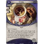 Scrying - The Pallid Mask - Arkham Horror The Card Game - Big Orbit Cards
