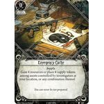 Emergency Cache - The Pallid Mask - Arkham Horror The Card Game - Big Orbit Cards