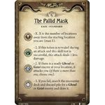 The Pallid Mask (Easy/Hard) - The Pallid Mask - Arkham Horror The Card Game - Big Orbit Cards