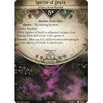 Empire of the Dead / Specter of Death - The Pallid Mask - Arkham Horror The Card Game - Big Orbit Cards