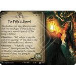The Path is Barred / Behind the Mask - The Pallid Mask - Arkham Horror The Card Game - Big Orbit Cards