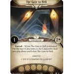 The Gate to Hell / Catacombs - The Pallid Mask - Arkham Horror The Card Game - Big Orbit Cards