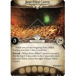 Bone-Filled Cavern / Catacombs - The Pallid Mask - Arkham Horror The Card Game - Big Orbit Cards