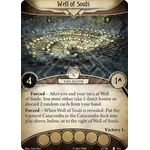 Well of Souls / Catacombs - The Pallid Mask - Arkham Horror The Card Game - Big Orbit Cards