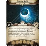 Narrow Shaft / Catacombs - The Pallid Mask - Arkham Horror The Card Game - Big Orbit Cards