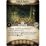 Tomb of Shadows / Catacombs - The Pallid Mask - Arkham Horror The Card Game - Big Orbit Cards