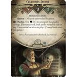 Catacombs Docent - The Pallid Mask - Arkham Horror The Card Game - Big Orbit Cards