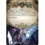 Corpse Dweller - The Pallid Mask - Arkham Horror The Card Game - Big Orbit Cards
