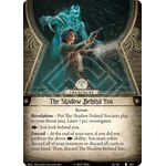 The Shadow Behind You - The Pallid Mask - Arkham Horror The Card Game - Big Orbit Cards