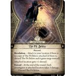 The Pit Below - The Pallid Mask - Arkham Horror The Card Game - Big Orbit Cards