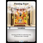 Flaming Foyer - Season 1 Core - Munchkin - Big Orbit Cards