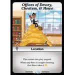 Offices of Dewey, Cheatem & Howe - Season 1 Core - Munchkin - Big Orbit Cards