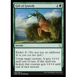 Gift of Growth - Dominaria - Magic the Gathering - Big Orbit Cards