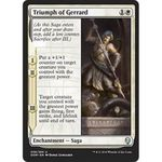 Triumph of Gerrard - Dominaria - Magic the Gathering - Big Orbit Cards