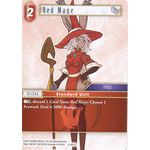 Red Mage (5-001) - Opus 5 - Final Fantasy TCG - Big Orbit Cards