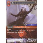 Caius (5-004) - Opus 5 - Final Fantasy TCG - Big Orbit Cards