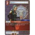 Carla (5-006) (Foil) - Opus 5 - Final Fantasy TCG - Big Orbit Cards