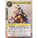 Fierica, Honorable Thief (Full Art) - The Time Spinning Witch - Force of Will - Big Orbit Cards