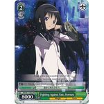 Fighting Against Fate, Homura - Promo Cards - Weiss Schwarz - Big Orbit Cards