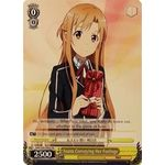Asuna Conveying Her Feelings - Promo Cards - Weiss Schwarz - Big Orbit Cards