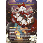 The Dusk Girl / Scarlet, the Crimson Beast (Uber Rare) - The Time Spinning Witch - Force of Will - Big Orbit Cards