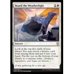 Board the Weatherlight - Dominaria - Magic the Gathering - Big Orbit Cards
