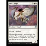 Serra Angel - Dominaria - Magic the Gathering - Big Orbit Cards