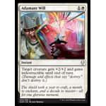 Adamant Will - Dominaria - Magic the Gathering - Big Orbit Cards