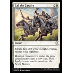 Call the Cavalry - Dominaria - Magic the Gathering - Big Orbit Cards