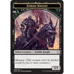 Zombie Knight Token - Dominaria - Magic the Gathering - Big Orbit Cards