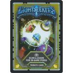 Tribute Card - Tribute Cards - Lightseekers - Big Orbit Cards