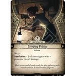 Creeping Poison - The Forgotten Age - Arkham Horror The Card Game - Big Orbit Cards