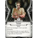 Poisoned - The Forgotten Age - Arkham Horror The Card Game - Big Orbit Cards